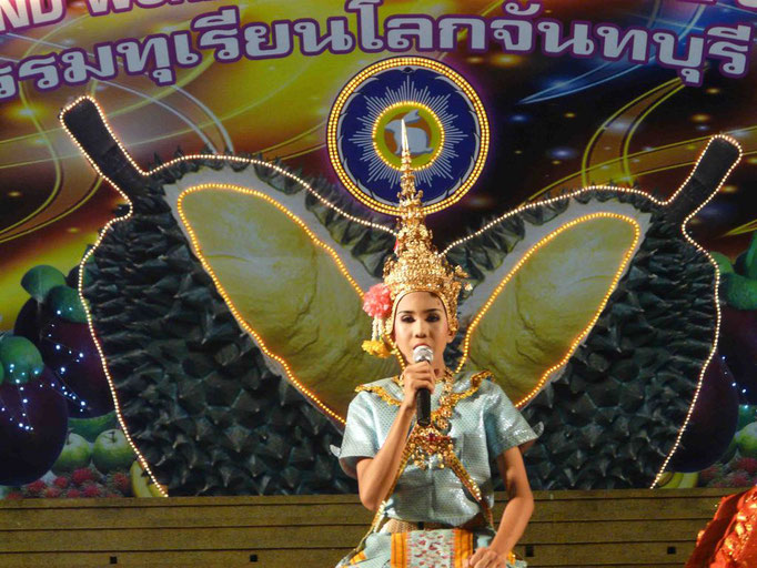 Durian Fruit Festival, Chanthaburi