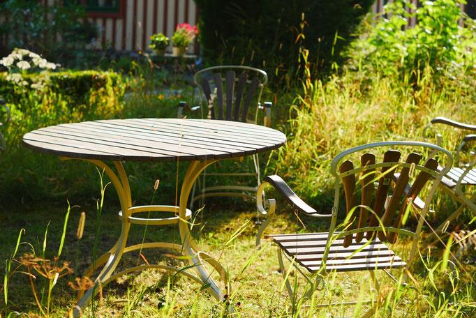 Garten der Villa Uhlenhorst