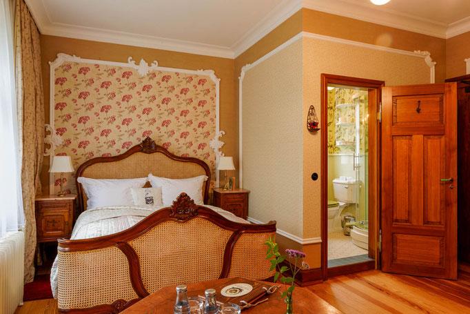 Zimmer in der Villa Uhlenhorst