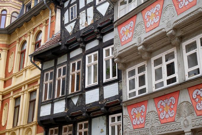 Fachwerhäuser Quedlinburg