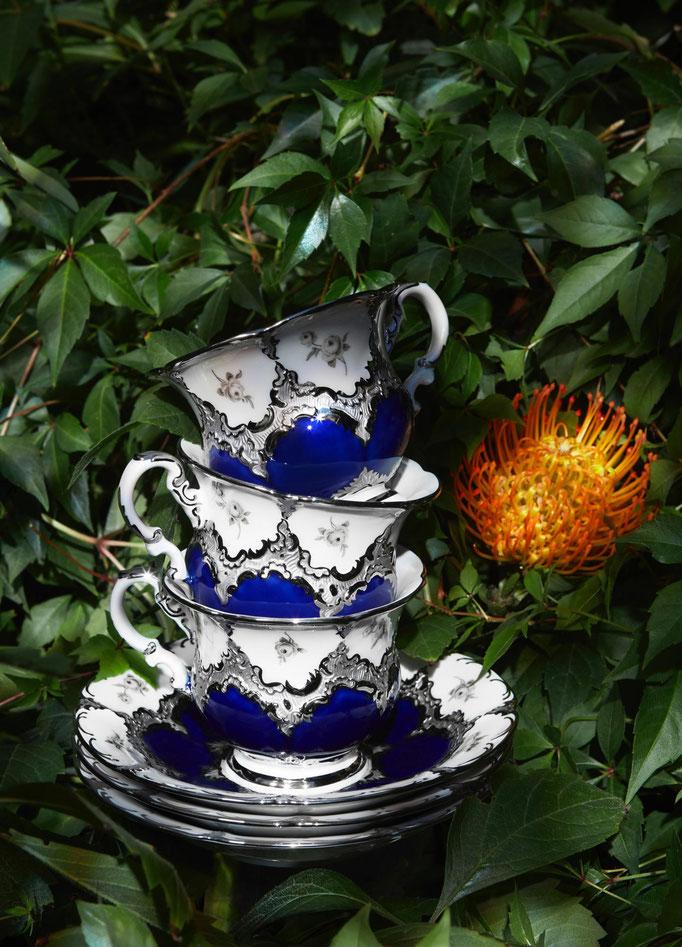 Deutsches Design Deutsche Mode MEISSEN Made in Germany online Porzellan Luxus Haus Glanz Manufaktur Handmade