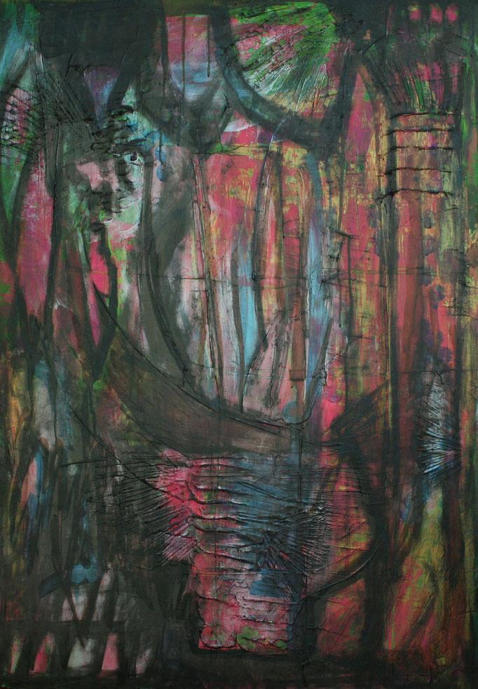 Inspiration - Fächer der Möglichkeiten (70 x 100 cm)