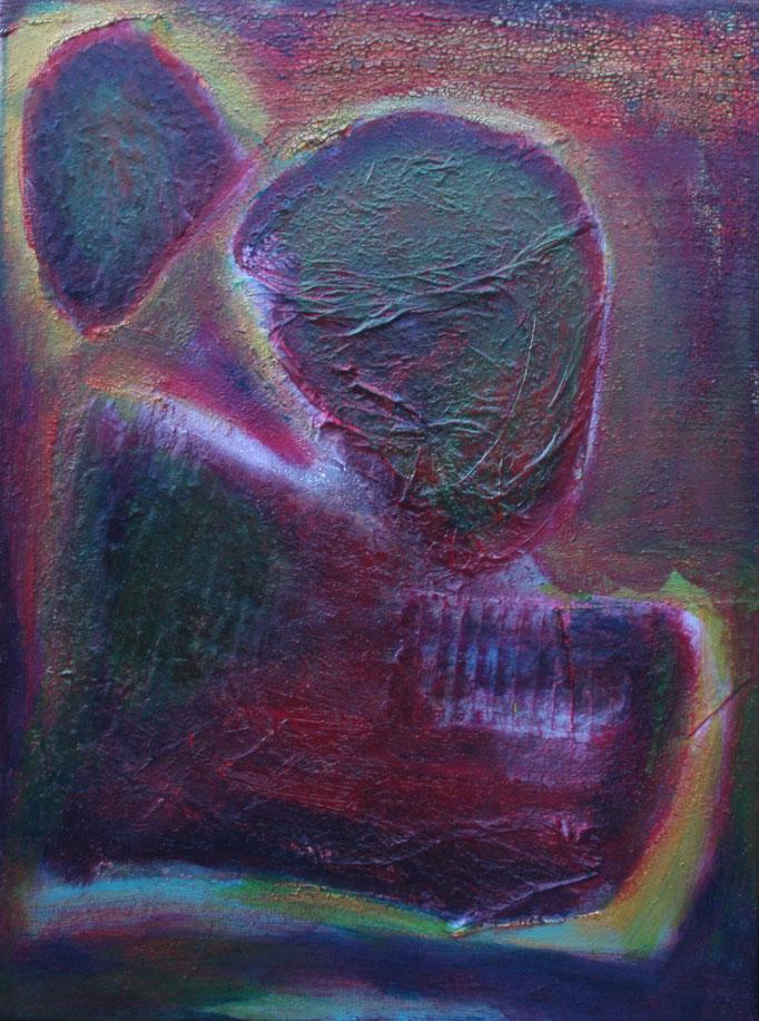 Denkprozesse (30 x 40 cm)