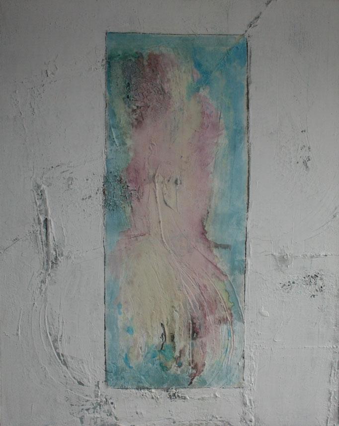 Dialog nach Innen (80 x 100 cm)