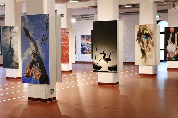 Ausstellung 'In Motion' Sportmuseum Köln