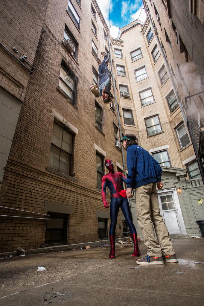 The Amazing Spider Man 2 (I'm hanging)