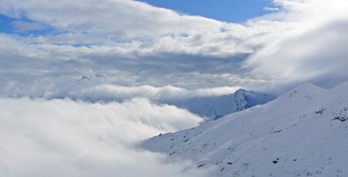 CORSE, GR20 en hivernal