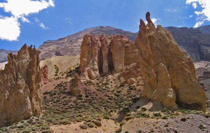 MAROC, ascension du M'Goun (4 071m) et traversée des Gorges d'Achabou