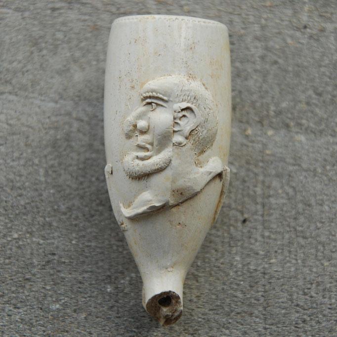 Hielmerk Lam onder de Boom, Gouda, Versluijs ca 1760-1800
