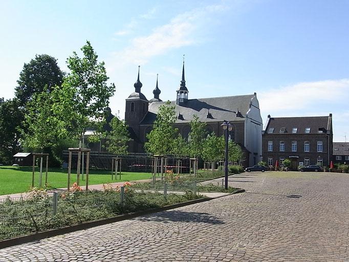 Kloster Kamp bei Kamp-Lintfort