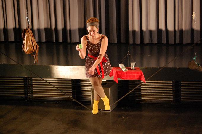 Kunststücke - Melanie Hagedorn ( Schlappseil)