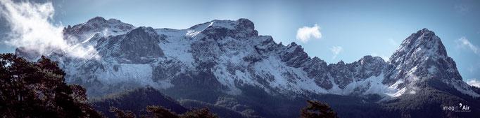 Parc National du Mercantour (Alpes-Maritimes) - 03/10/2020   Crédit : Benoit PEREZ