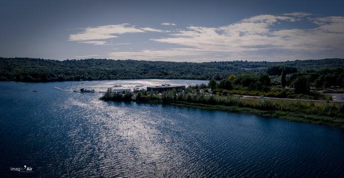 Ile de loisirs de Jablines (Seine et Marne) - 27/08/2020   Crédit : Benoit PEREZ