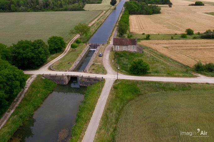 L'Yonne - Vincelles (89) - 09/06/2020   Crédit : Benoit PEREZ