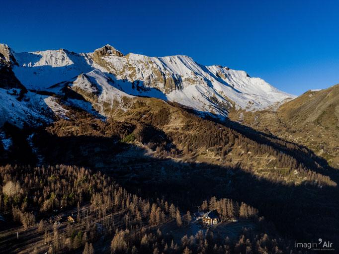 L'Auberge des Aiguilles - Val Pelens (06)   Crédit : Benoit PEREZ
