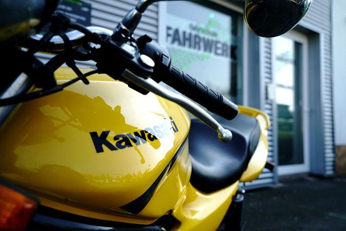 Kawasaki (Begleitmotorrad)