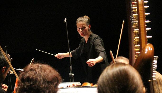Concert  à l' Opéra de Lyon 2015