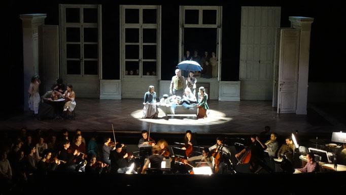 Britten Noye's flude 'Opéra de Lyon J. Gomez