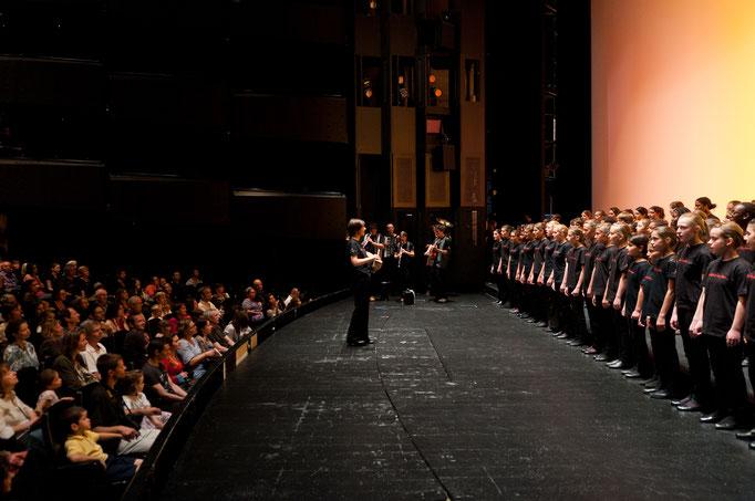 Journée Portes ouvertes  Maîtrise de l'Opéra de Lyon et Aksäk Fanfär