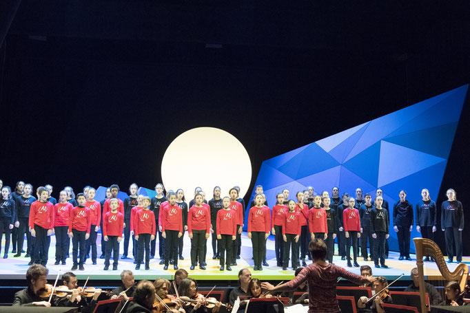 Concert de Noël Opéra de Lyon 2016