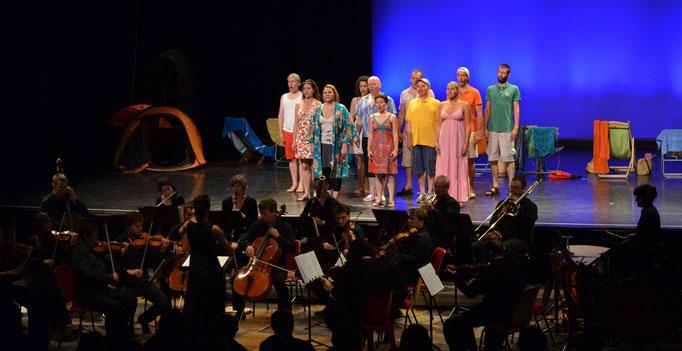 Offenbach Connection Ensemble Artémus 2014