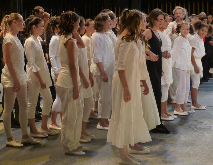 Stravinsky Perséphone P. Sellars  Festival lyrique d'Aix-en-Provence 2015
