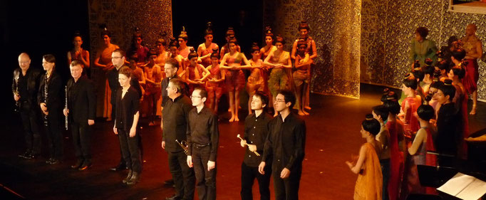 Rodgers and Hammerstein The King and I Théâtre de la X Rousse