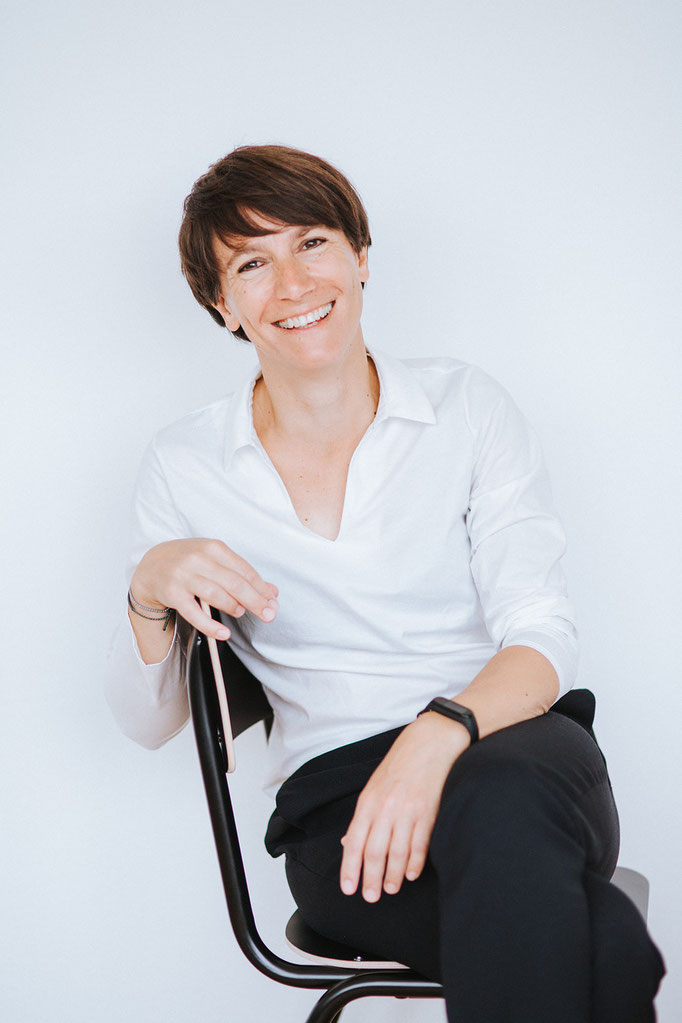 Beatrice Mertins (Anmeldung & Praxismanagement)