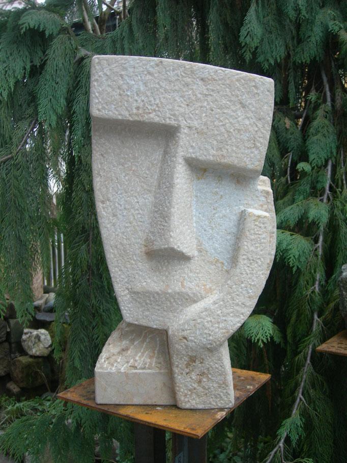 Denker III,  Cottaer Sandstein