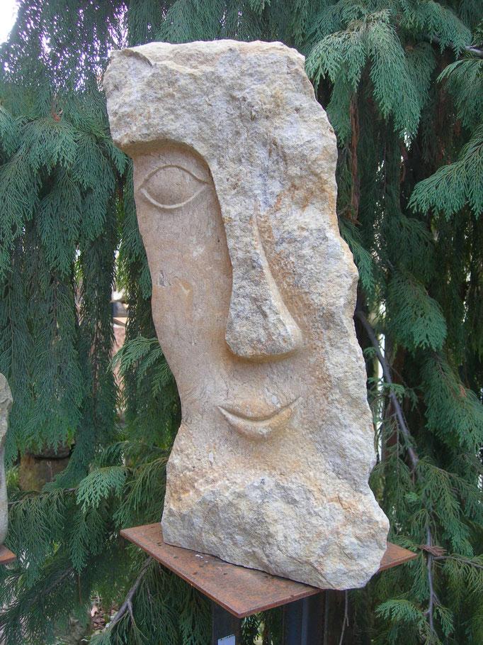 Wahrheit 2016 Cottaer Sandstein ca 60 cm