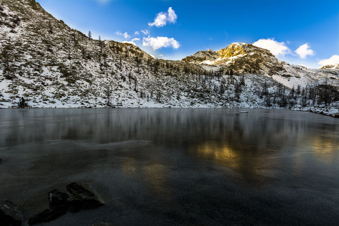 Lago Nero - NIKON D7100 @ 10mm f8.0 1/100 ISO100
