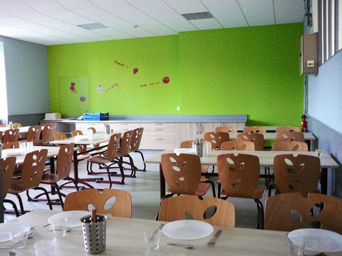 Salle-à-manger-randonneur-La Margeride, Saugues, Haute-Loire
