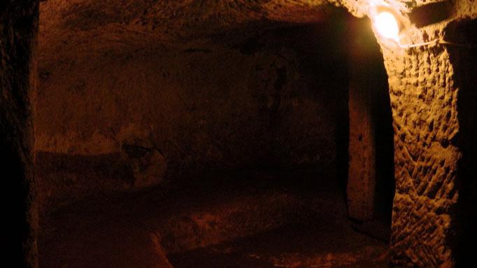 1 Felsenkeller mit Beleuchtung