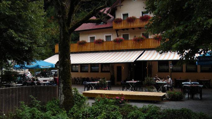 Gasthof - Cafe - Schüttersmühle
