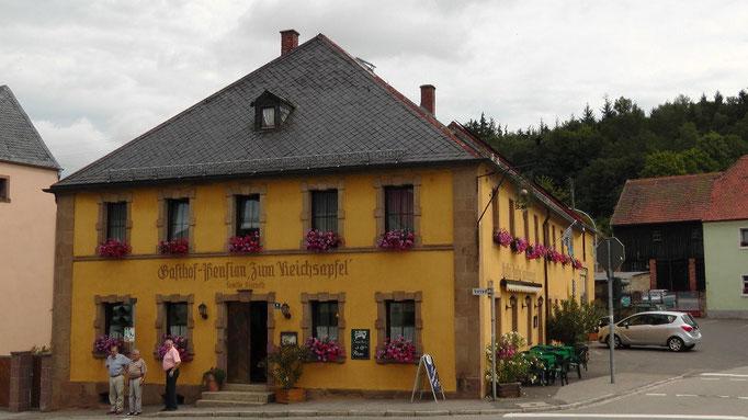 Gaststätte in Neustadt am Kulm