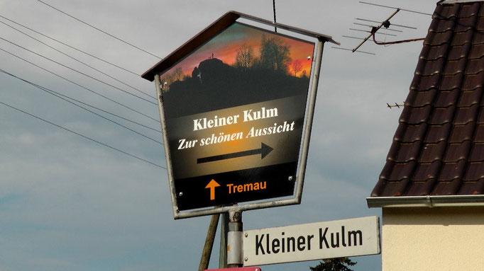 """Auf geht's hinauf zum """"Kleiner Kulm"""""""