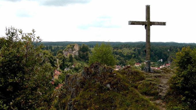 Bergwachtgipfelkreuz