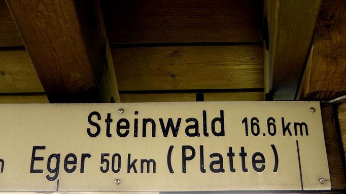 Steinwald auch mein nächstes Ziel