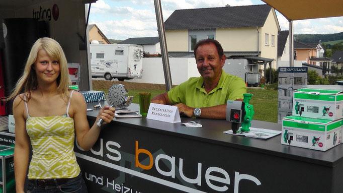 Marcus Bauer Sanitärtechnik & Heizungsbau Pottensteiner Strasse 10 in 95033 Hummeltal www.sanitaertechnik-bauer.de