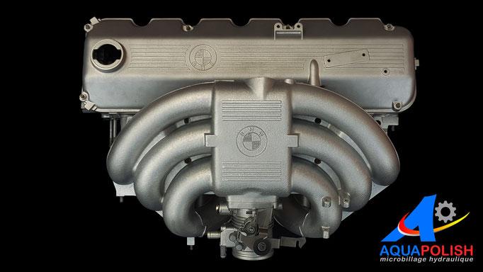 haut moteur BMW 325i
