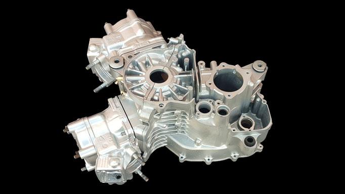 bloc moteur Suzuki RGV 250