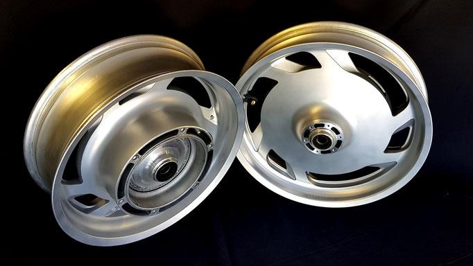 roues Honda 1500 Custom