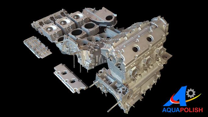 Bloc moteur Porsche 911