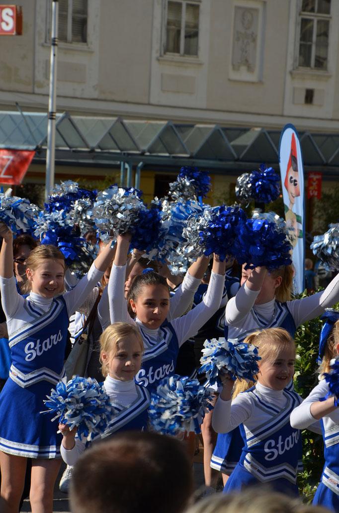 und der Cheerleader