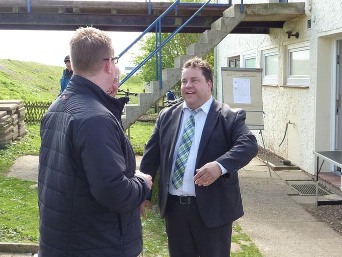 Frank Seidel, stellv. Bürgermeister Gemeinde Weyhe