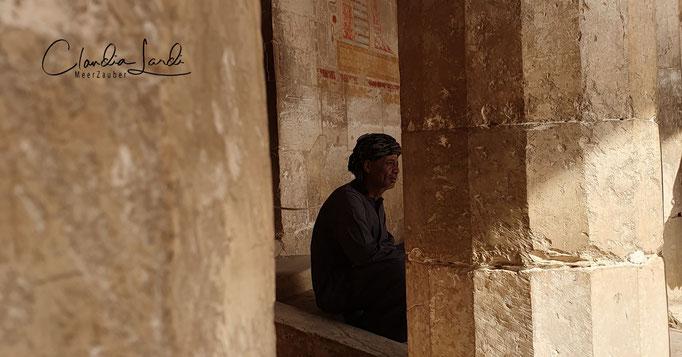 Tempelwächter, Hatschepsut-Tempel