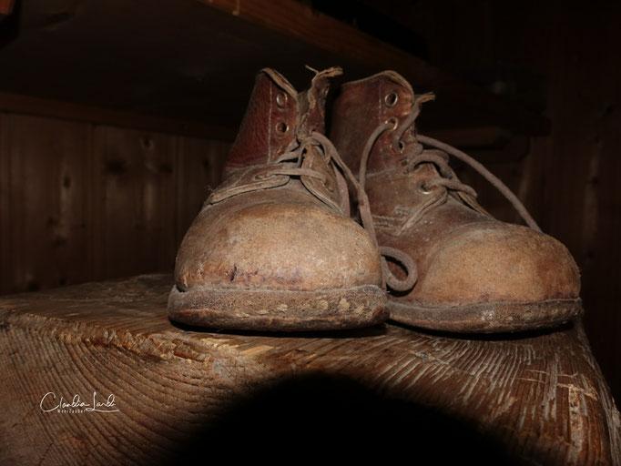 Wenn diese Schuhe reden könnten..., Fideris, 2020