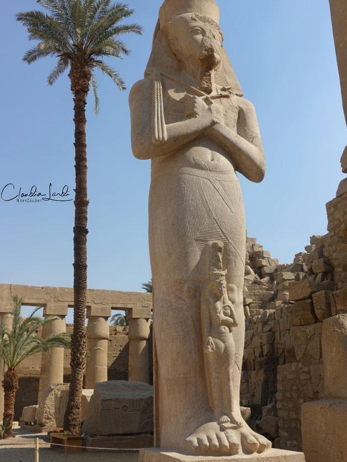 Ramses und Nefertari