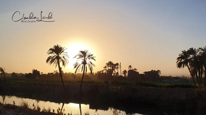 Auf dem Weg nach Luxor