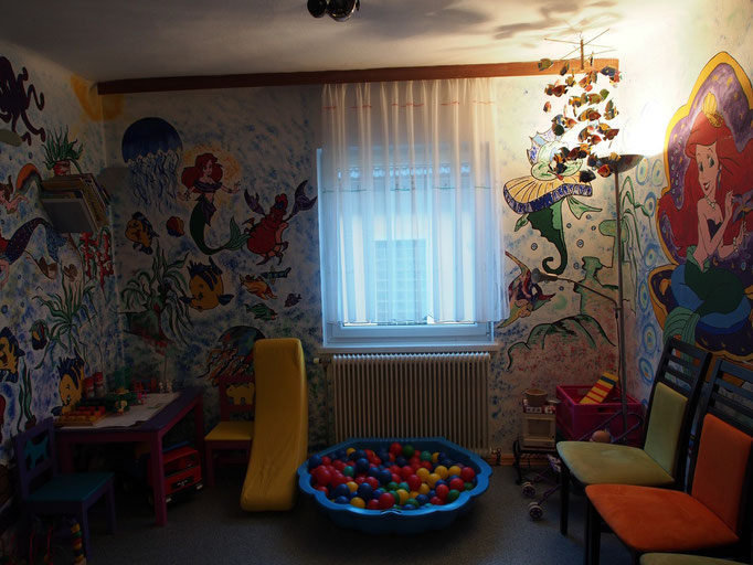 Kinderwarteraum